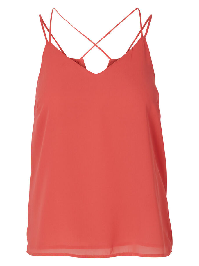 FEMININE SINGLET, Rose Of Sharon, large