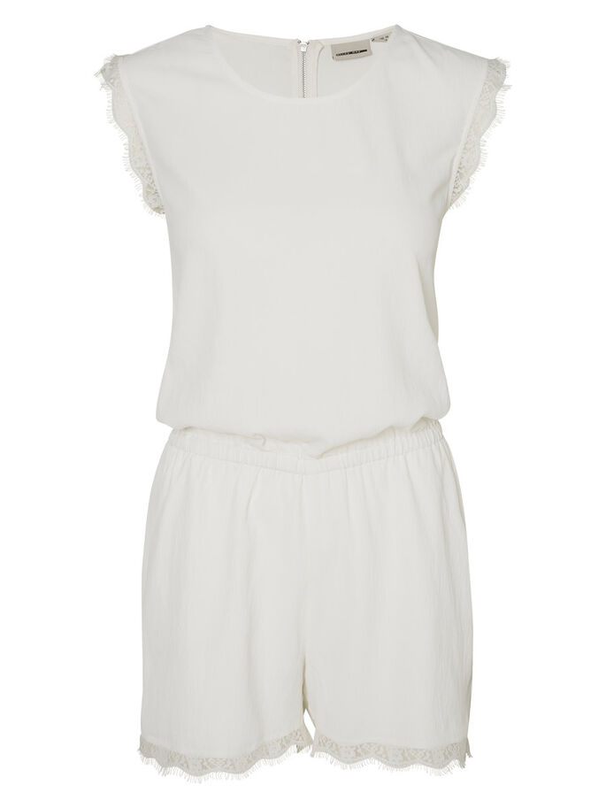 SPETSPRYDD PLAYSUIT, Snow White, large