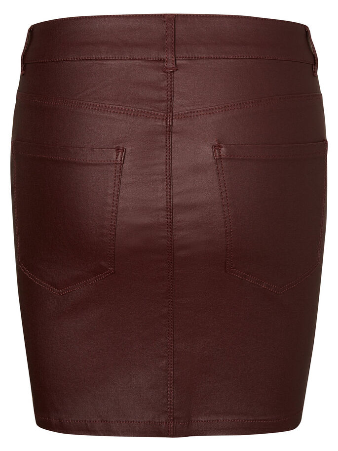 SHORT SKIRT, Decadent Chocolate, large