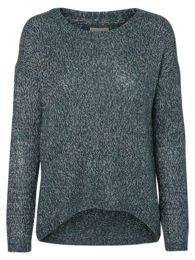 MAILLE PULLOVER, Reflecting Pond, large
