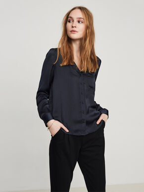 FEMININE LONG SLEEVED SHIRT