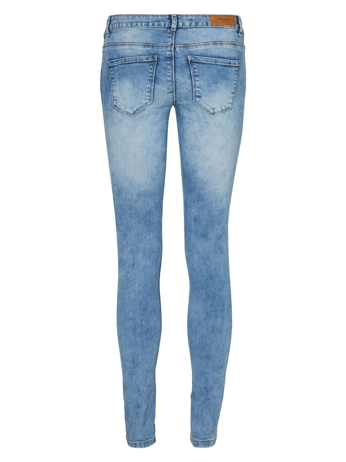 FIVE NW SKINNY FIT-JEANS, Light Blue Denim, large