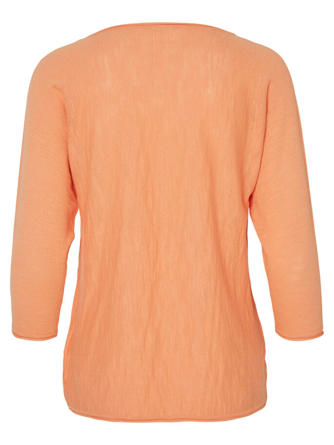 3/4 SLEEVED BLOUSE, Canyon Sunset, large