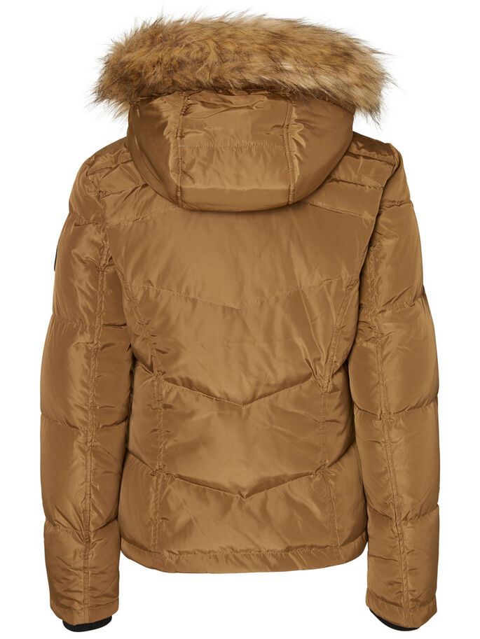 SHORT WINTER JACKET, Kangaroo, large