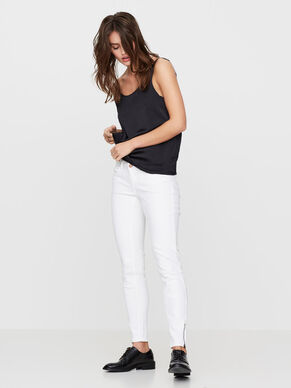 EVE LW ANKLE SKINNY FIT-JEANS