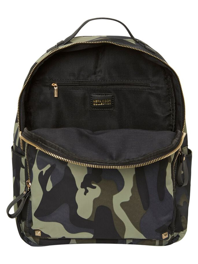 CAMO RUGZAK, Ivy Green, large