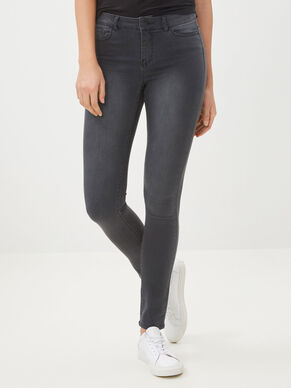 SEVEN NW SLÄTA SKINNY FIT-JEANS