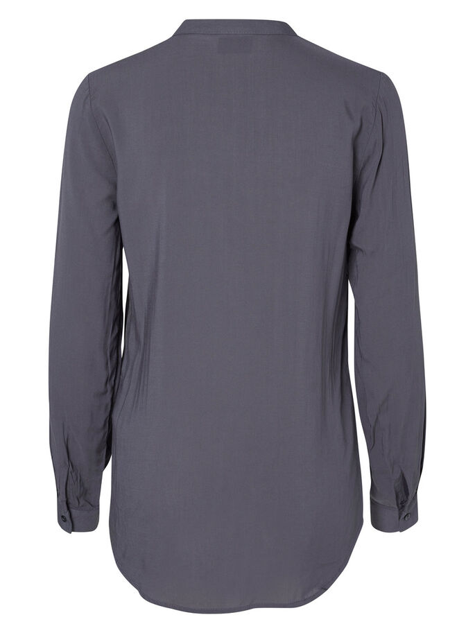 LONG SLEEVED SHIRT, Ombre Blue, large