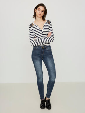 SEVEN NW SKINNY FIT-JEANS