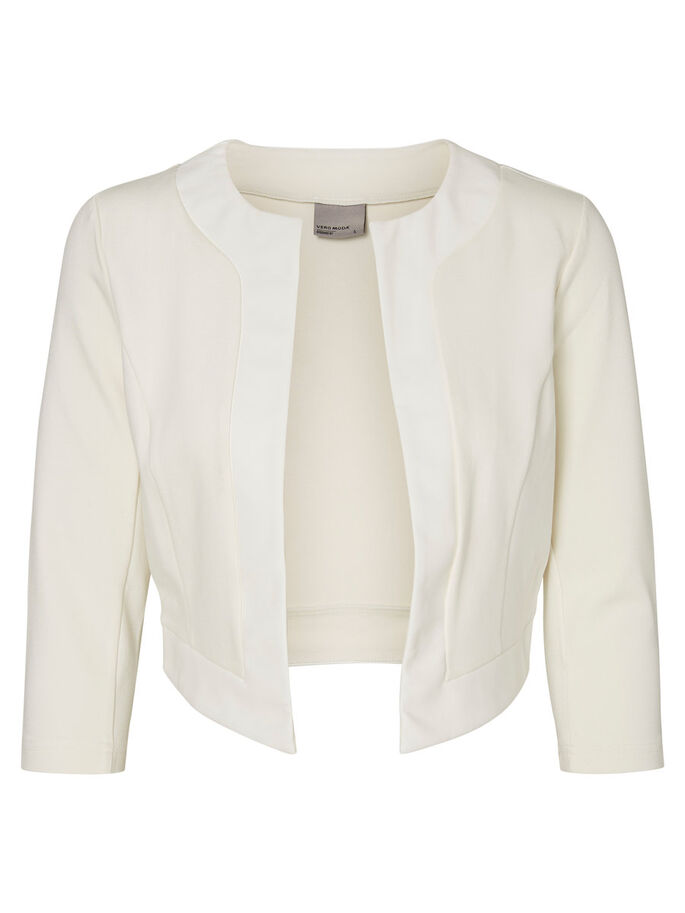 KORTE BLAZER, Snow White, large