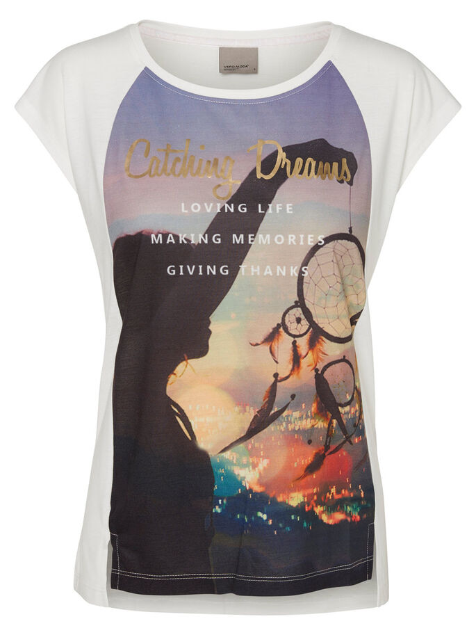 TRYCKT T-SHIRT, Snow White, large