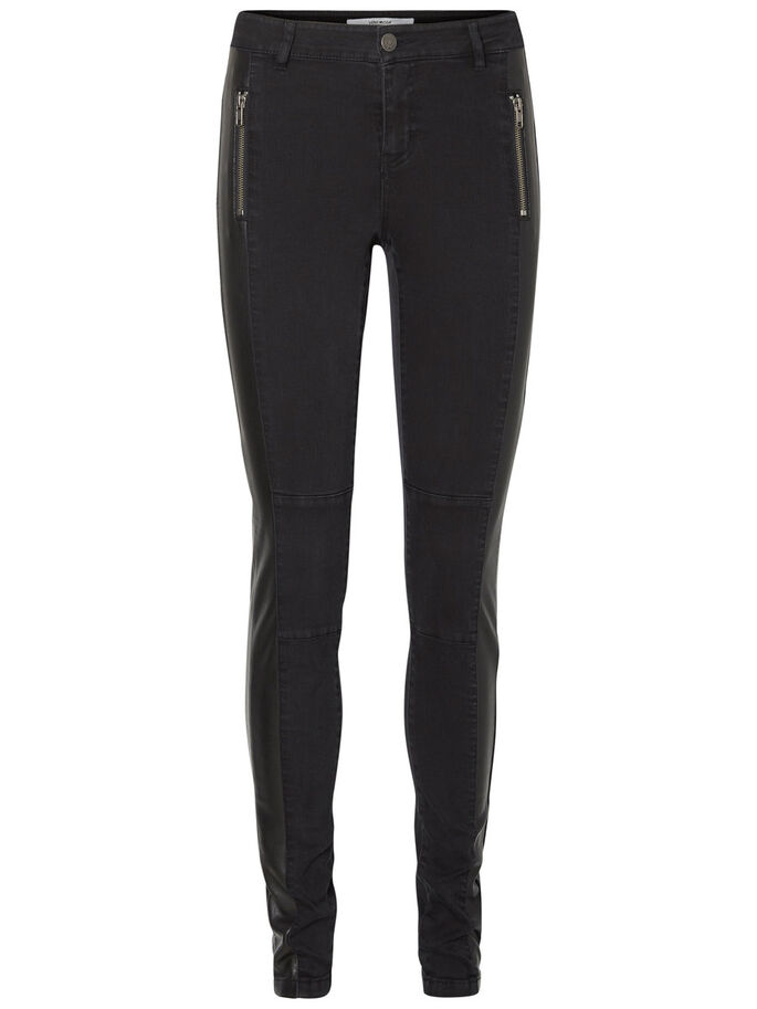 SEVEN NW TROUSERS, Black, large