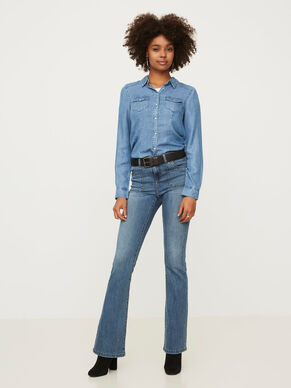 KIMBRA NW FLARED JEANS
