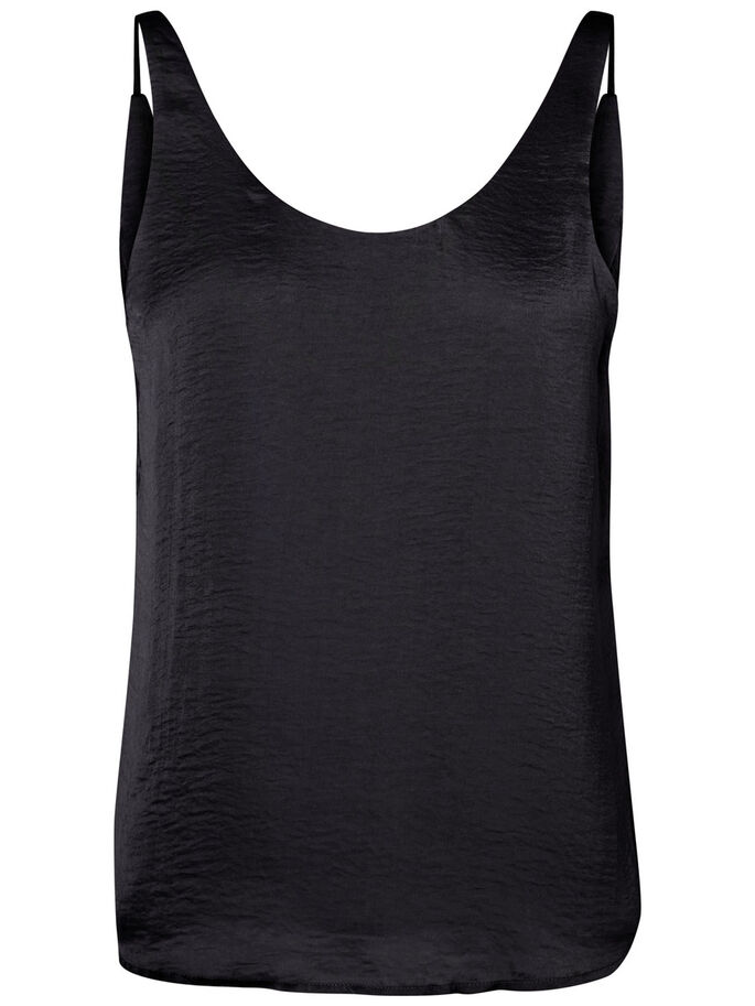 DETAILED SINGLET, Black Beauty, large