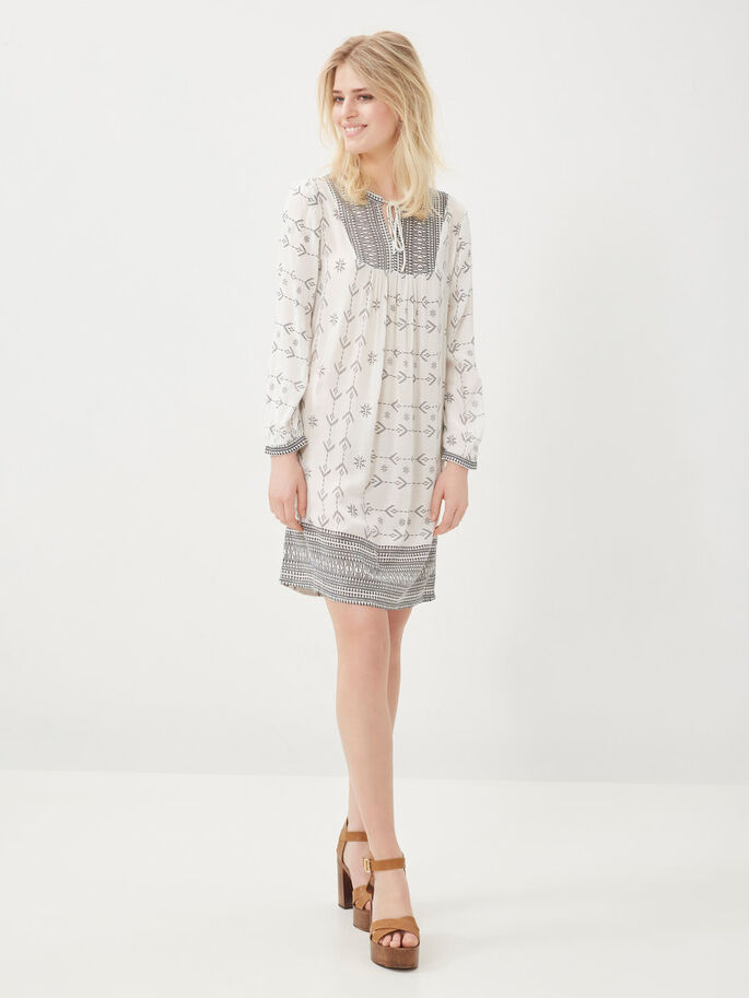 LOOSE-FIT- TUNIKA, Snow White, large
