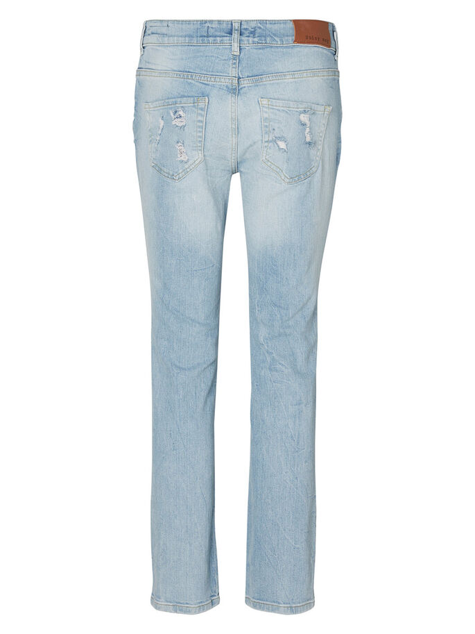 SCARLET LW REGULAR FIT JEANS, Light Blue Denim, large
