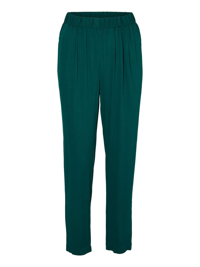 LOOSE FIT TROUSERS, Botanical Garden, large