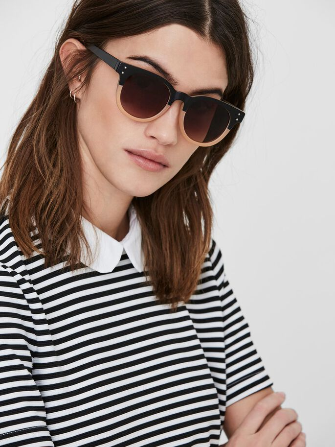 COOL SUNGLASSES, Black, large