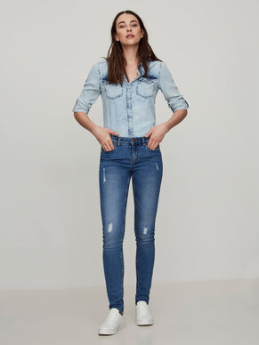 LUCY NW SKINNY FIT JEANS