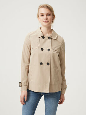 DOUBLE BREATED JACKET