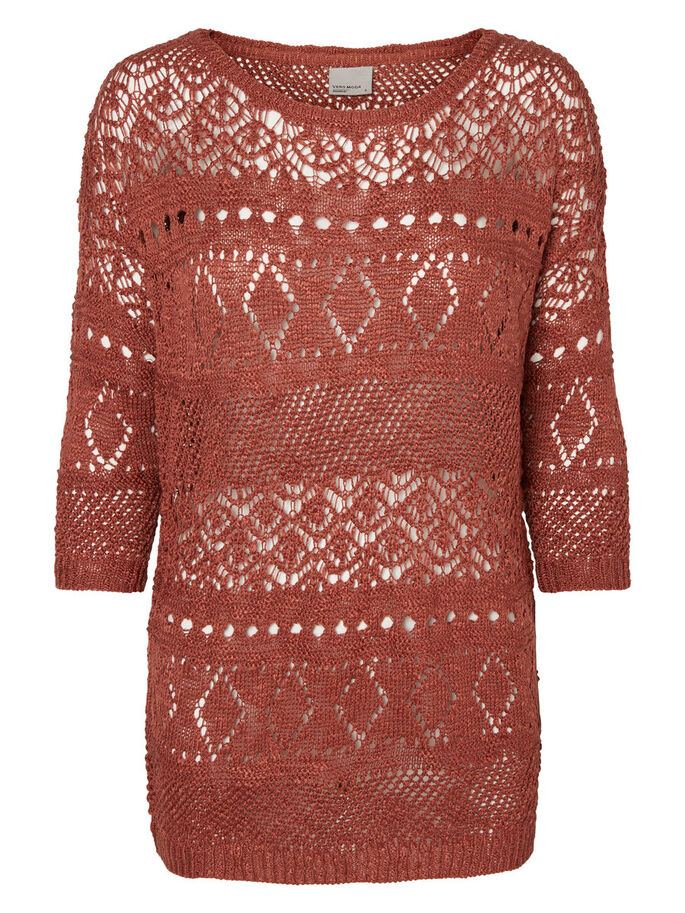 KNITTED PULLOVER, Henna, large
