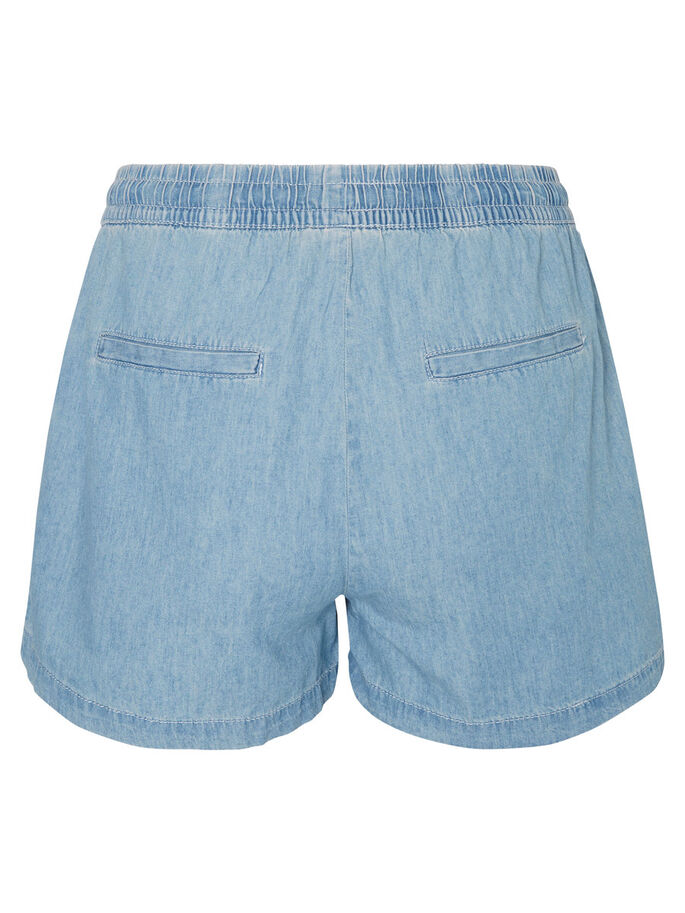 DENIMSYDDA SHORTS, Light Blue Denim, large