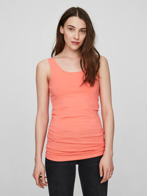 2-PACK WITH LONG TANK TOP