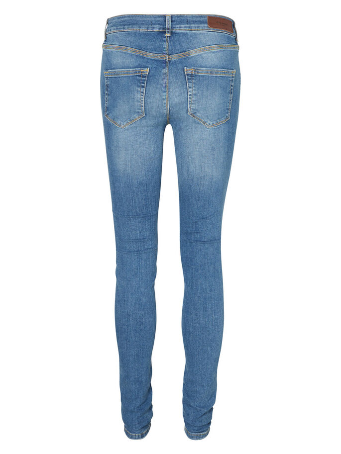 LUX NW SKINNY FIT JEANS, Light Blue Denim, large