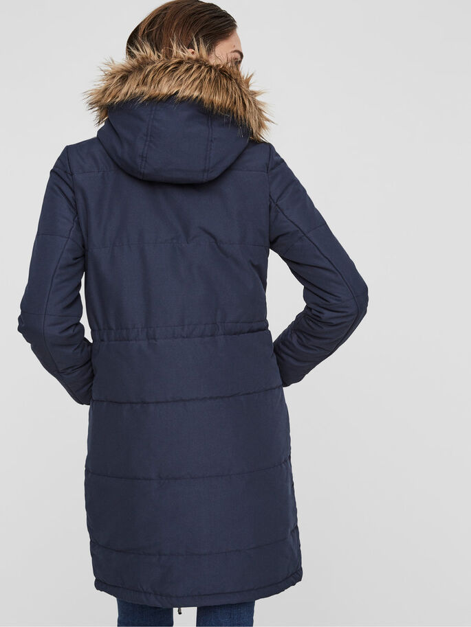 WINTER COAT, Total Eclipse, large