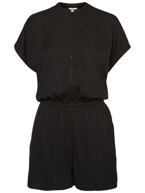 SHORT SLEEVED PLAYSUIT