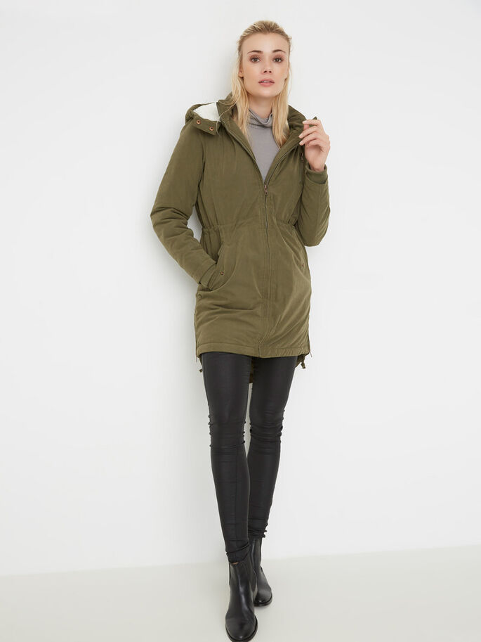 WINTER- JACKE, Ivy Green, large