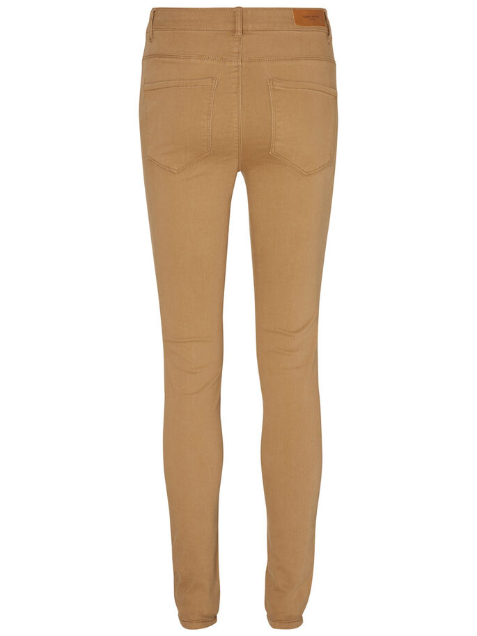 SEVEN NW SMOOTH SKINNY FIT JEANS, Tigers Eye, large