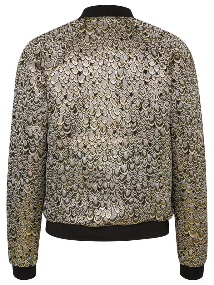 BOMBER JAS, Harvest Gold, large