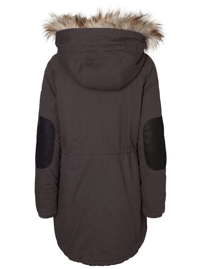 WINTER PARKA COAT, Phantom, large