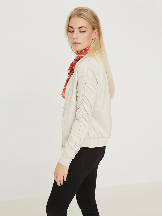 BOMBER- JACKE, Moonbeam, large