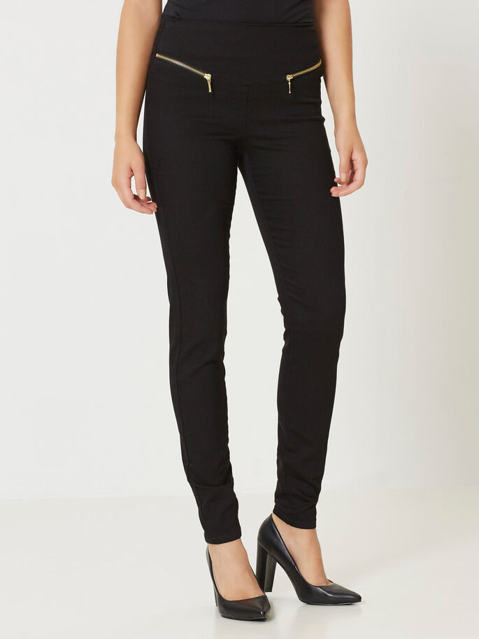 GELLER HW LEGGING, Black, large