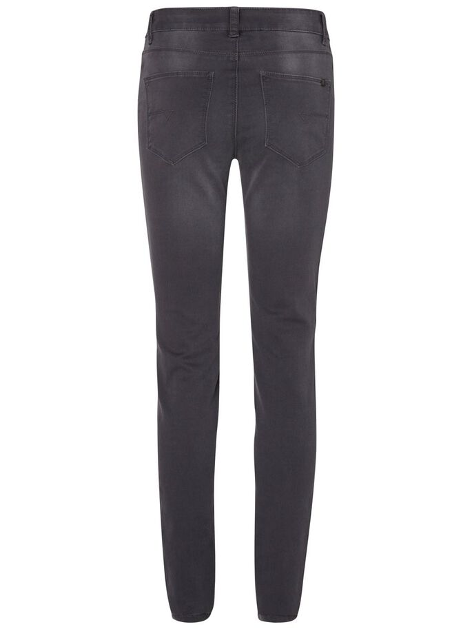 EXTREME NW SKINNY FIT JEANS, Dark Grey Denim, large