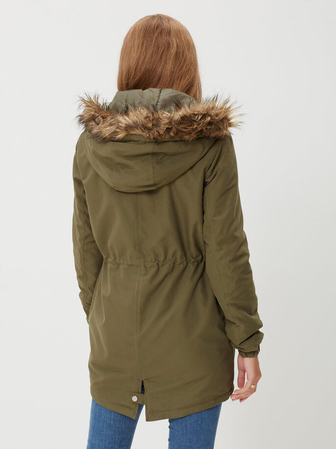 WINTER JACKET, Ivy Green, large