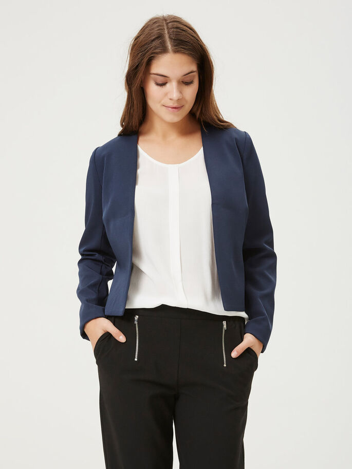 CLASSIC BLAZER, Total Eclipse, large