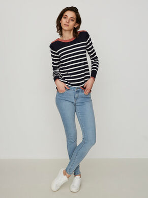 SEVEN NW ANKLE SKINNY FIT-JEANS