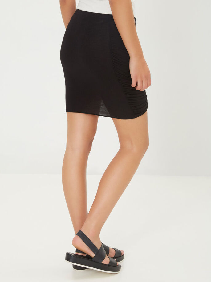 TIGHT FIT ROK, Black, large
