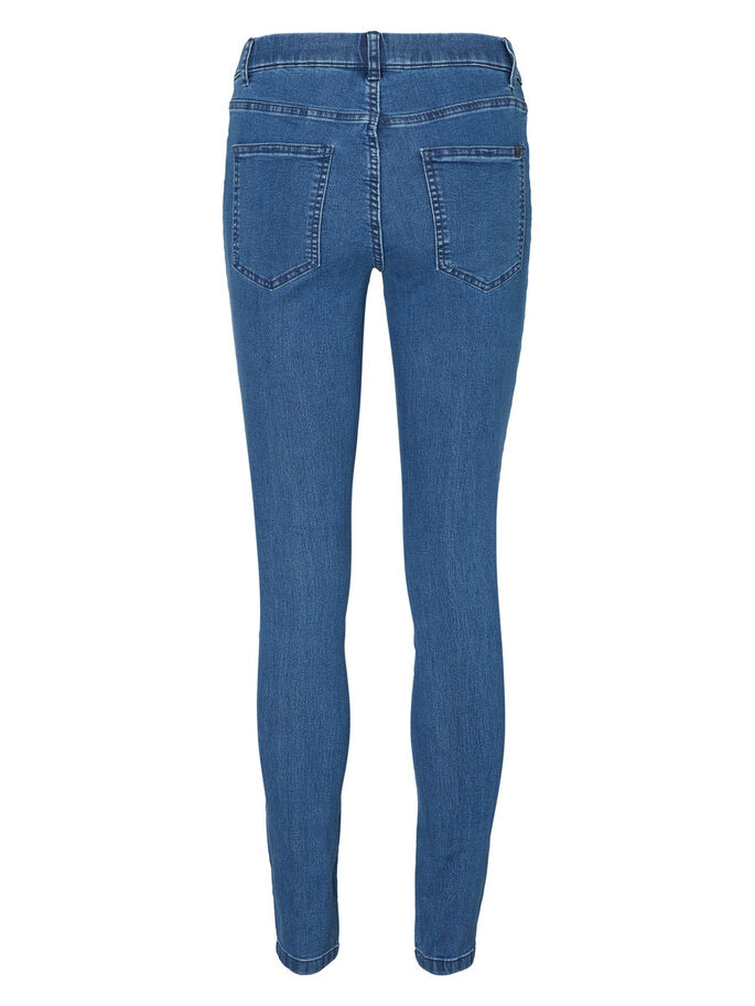 PARIS NW JEGGINGS, Medium Blue Denim, large