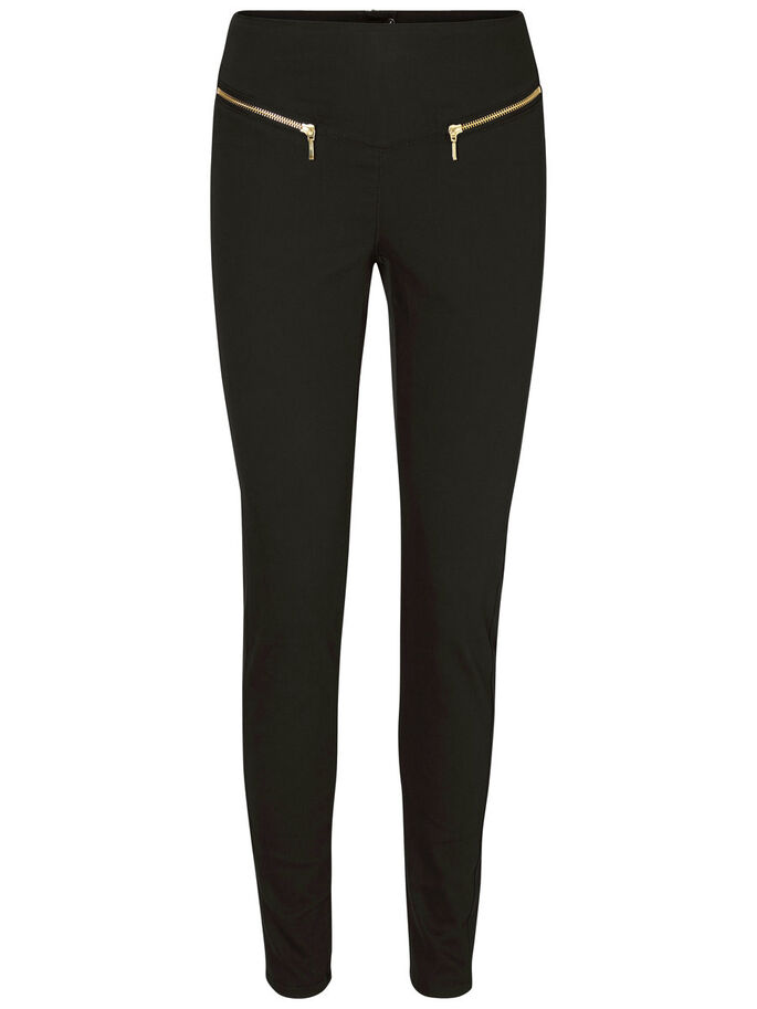 GELLER HW LEGGINGSIT, Black, large