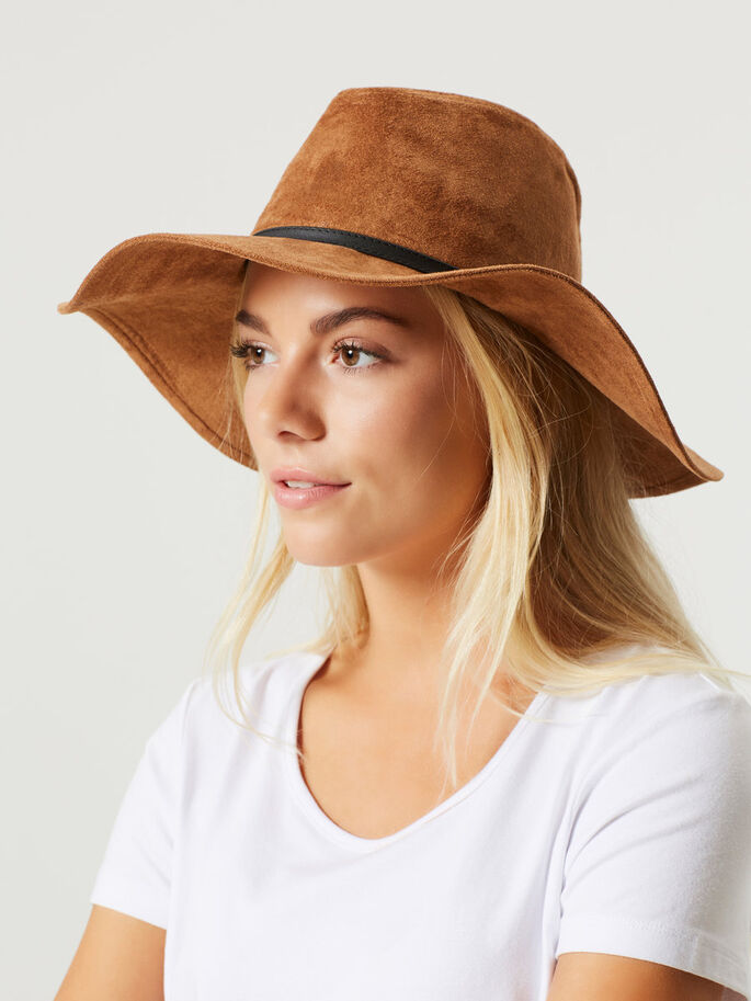 GRAND CHAPEAU, Tan, large