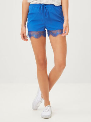LACED SHORTS