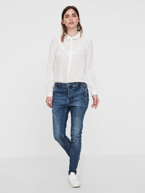 TRUDY LW LOOSE FIT-JEANS