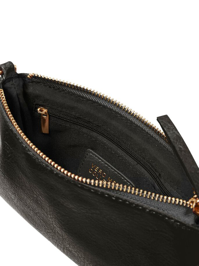 SCHOUDER TAS, Black, large