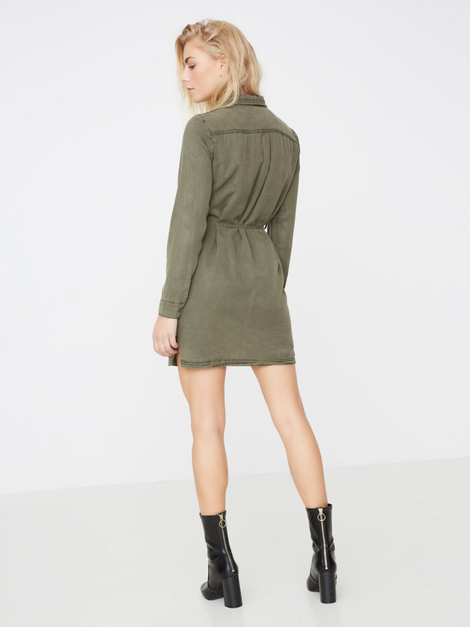 HEMD- KLEID, Ivy Green, large