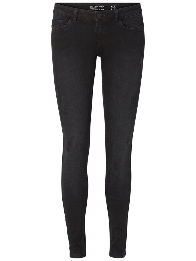 EVE LW JEANS, Black, large