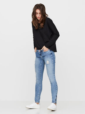EVE NW ANKLE SKINNY FIT-JEANS